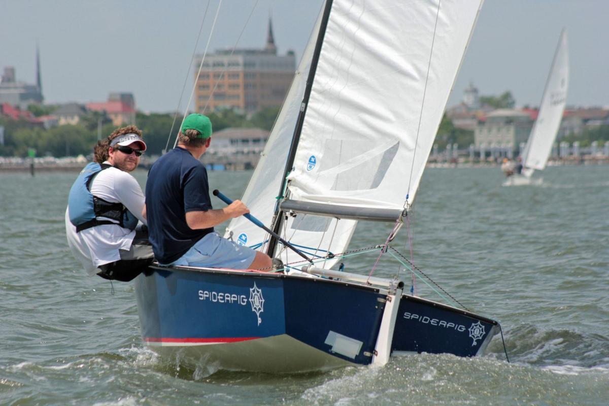 Local regatta season sets sail Saturday at James Island Yacht Club