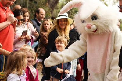 Easter Bunny at Middleton