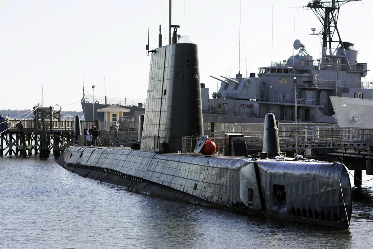 Clamagore submarine likely to remain open at Patriots Point