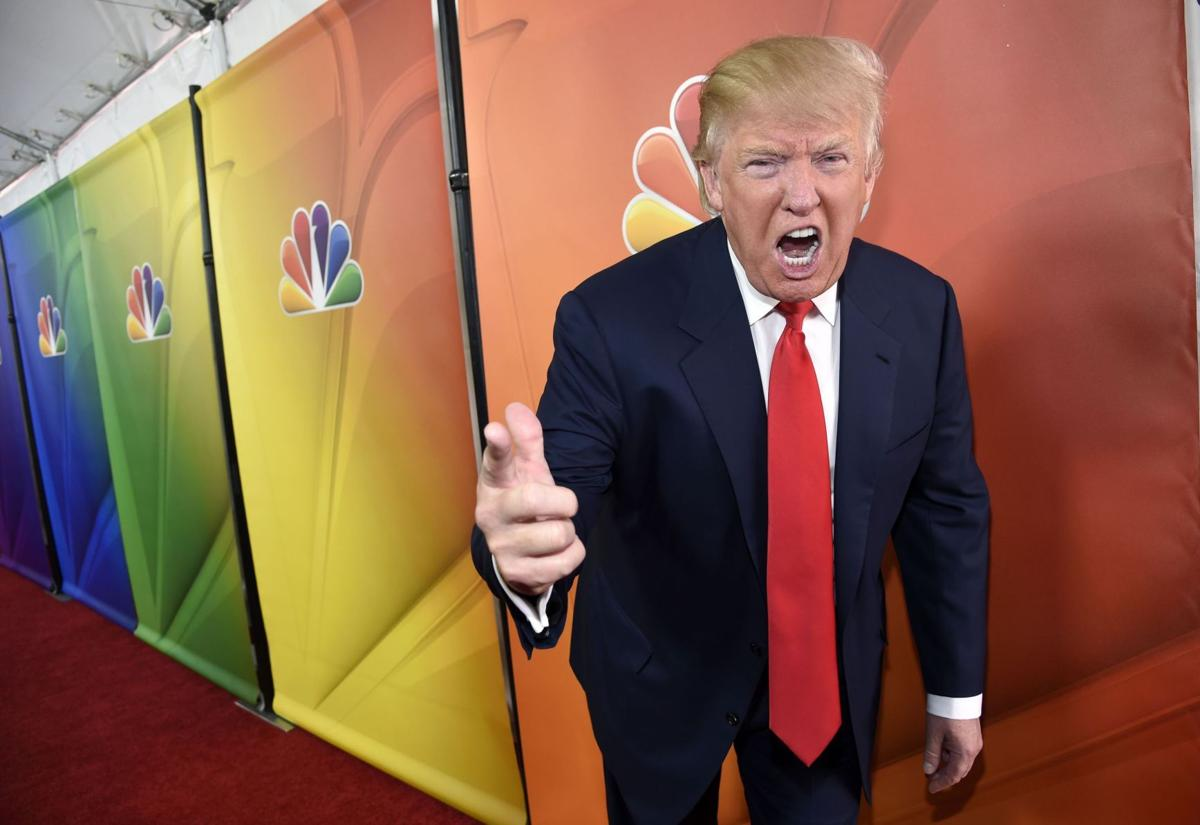 NBC severing business relationship with Donald Trump