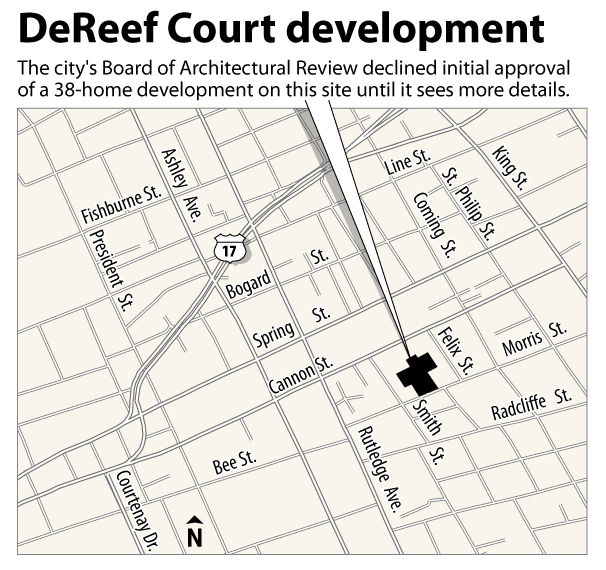 BAR listens, but doesn't act on DeReef Court