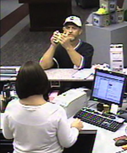 Police need help identifying Summerville bank robber