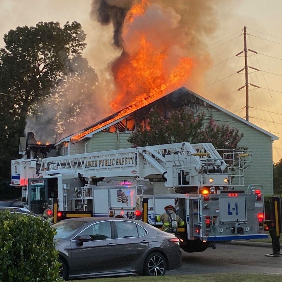 Aiken fire
