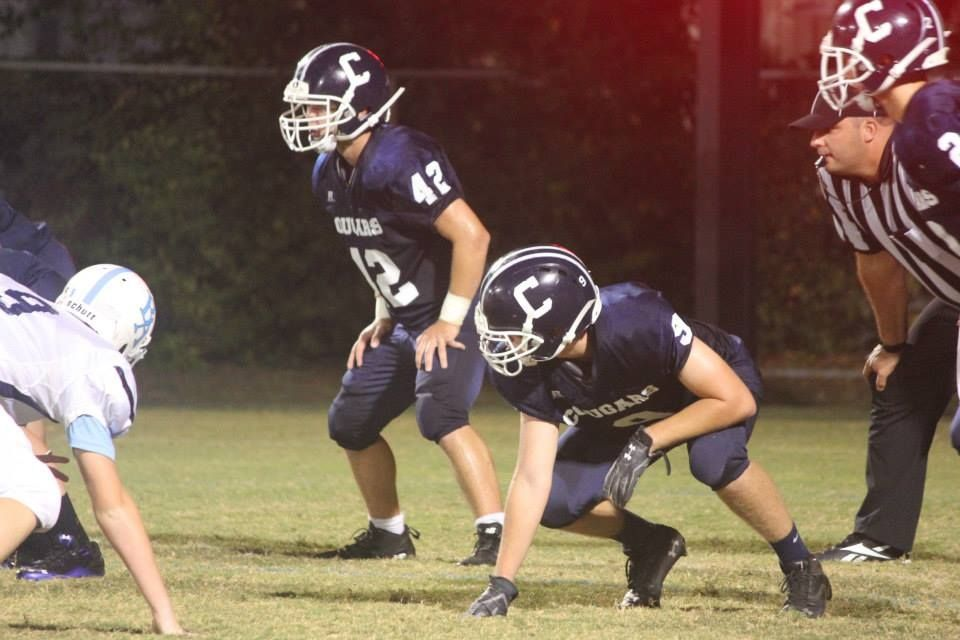 Numbers adding up for Myers, Coastal Christian