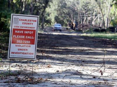 After razing forests and damaging Johns Island wetlands, developer under fire from feds