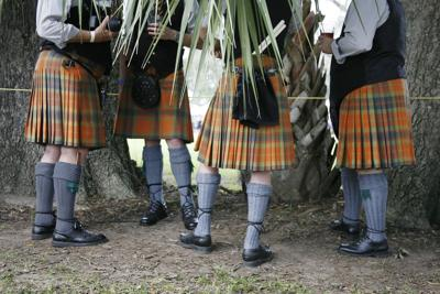 Scottish Games kilts