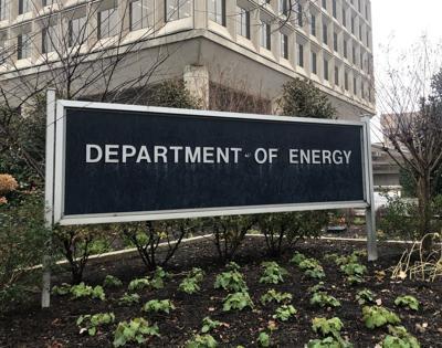 DOE Headquarters, Forrestal Building, DC (copy) (copy)