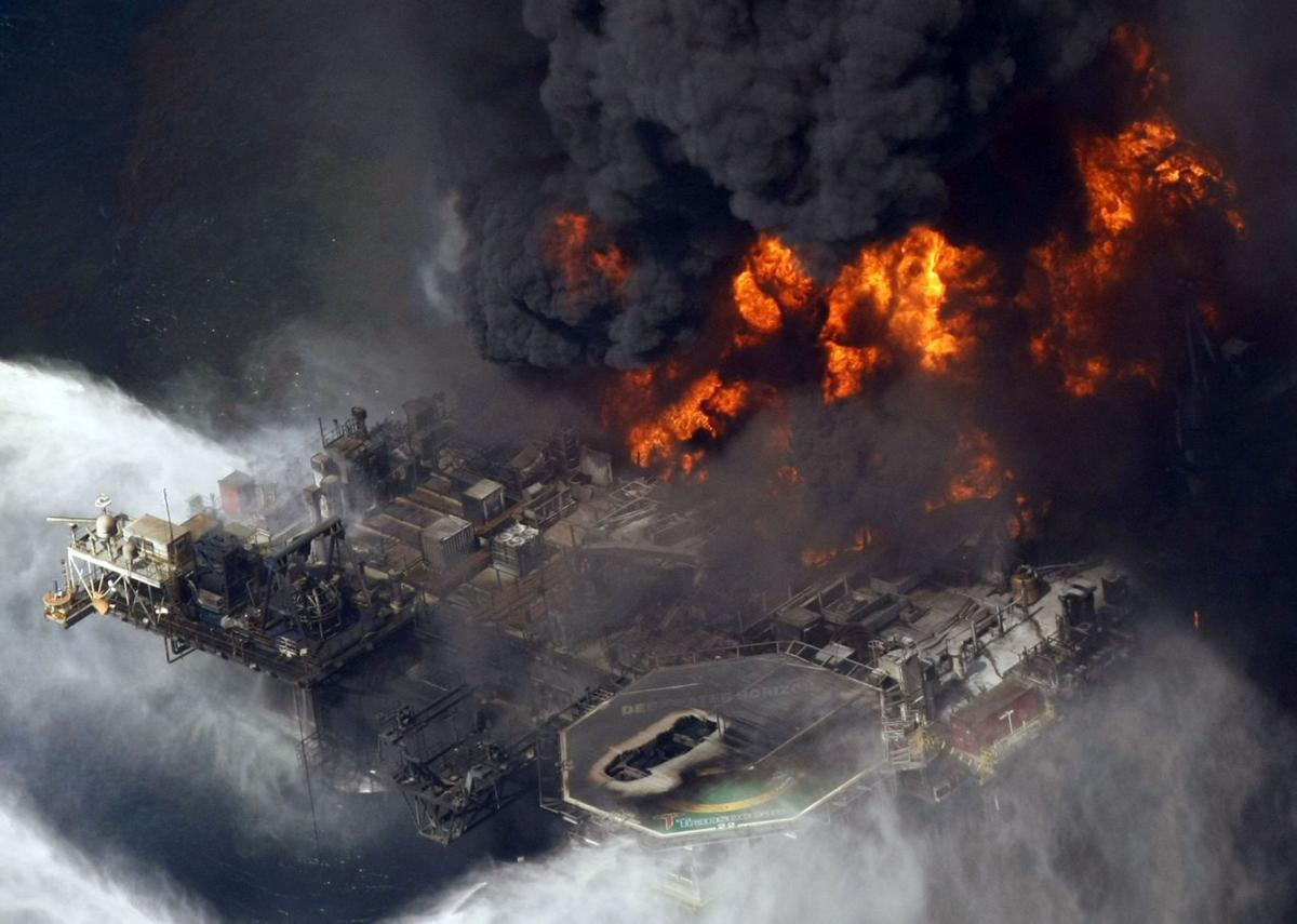 Putting a price on oil spill damage