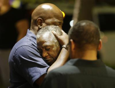 Give Charleston and 'all of us' the time needed to grieve