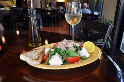Praianese Salad at Il Giorgione