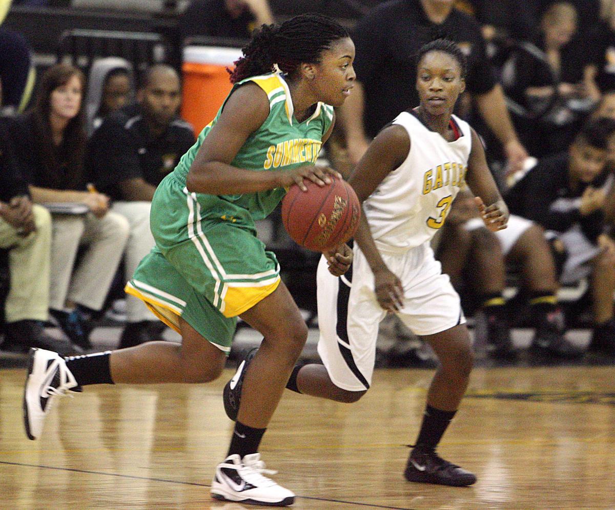 Summerville vs. Goose Creek Girls Basketball