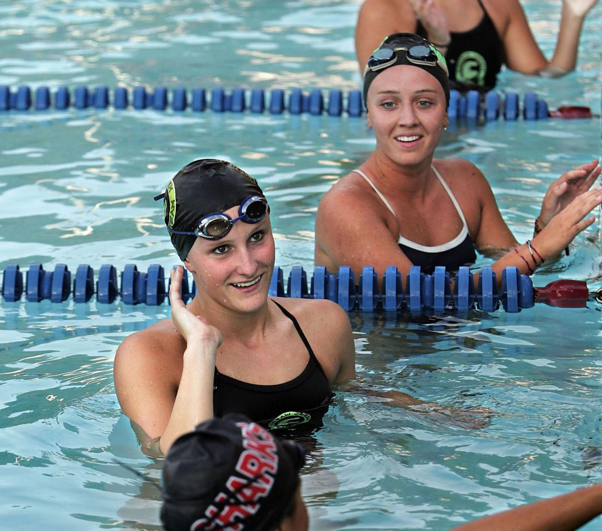 Coosaw leads as five records fall City Meet