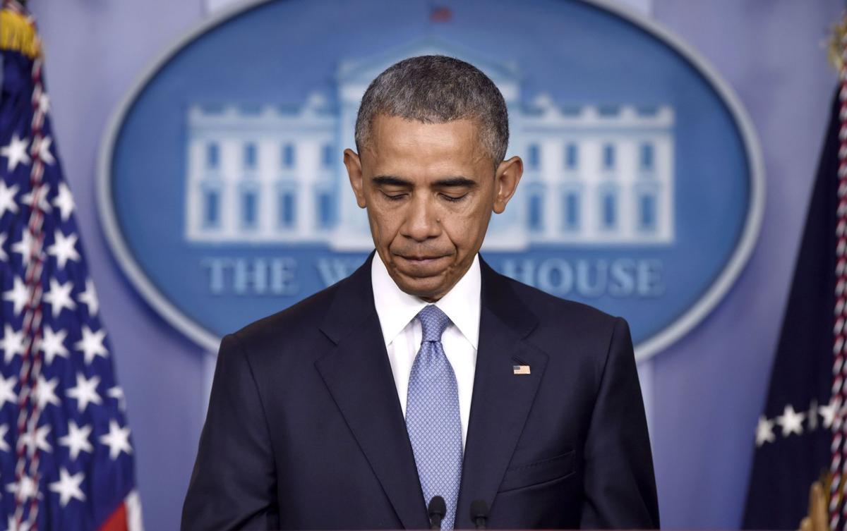 Obama goes Orwellian to rationalize drone strikes