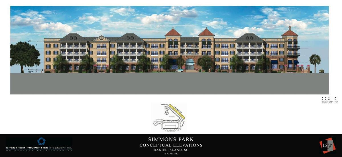 New apartment complex in works overlooking Daniel Island park named for local artisan Philip Simmons