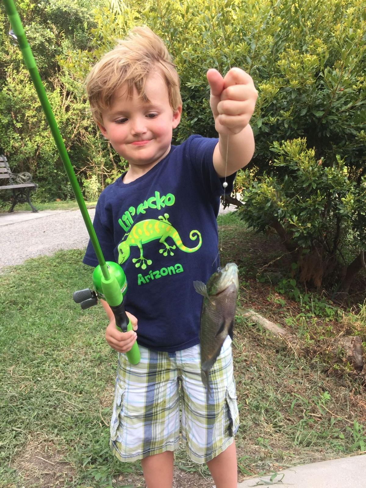 July 26 Trident Fishing Tournament Scoreboard