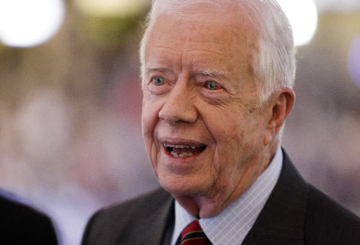 Carter to spend second night in Ohio hospital