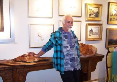 Fate, art merge at Charleston gallery