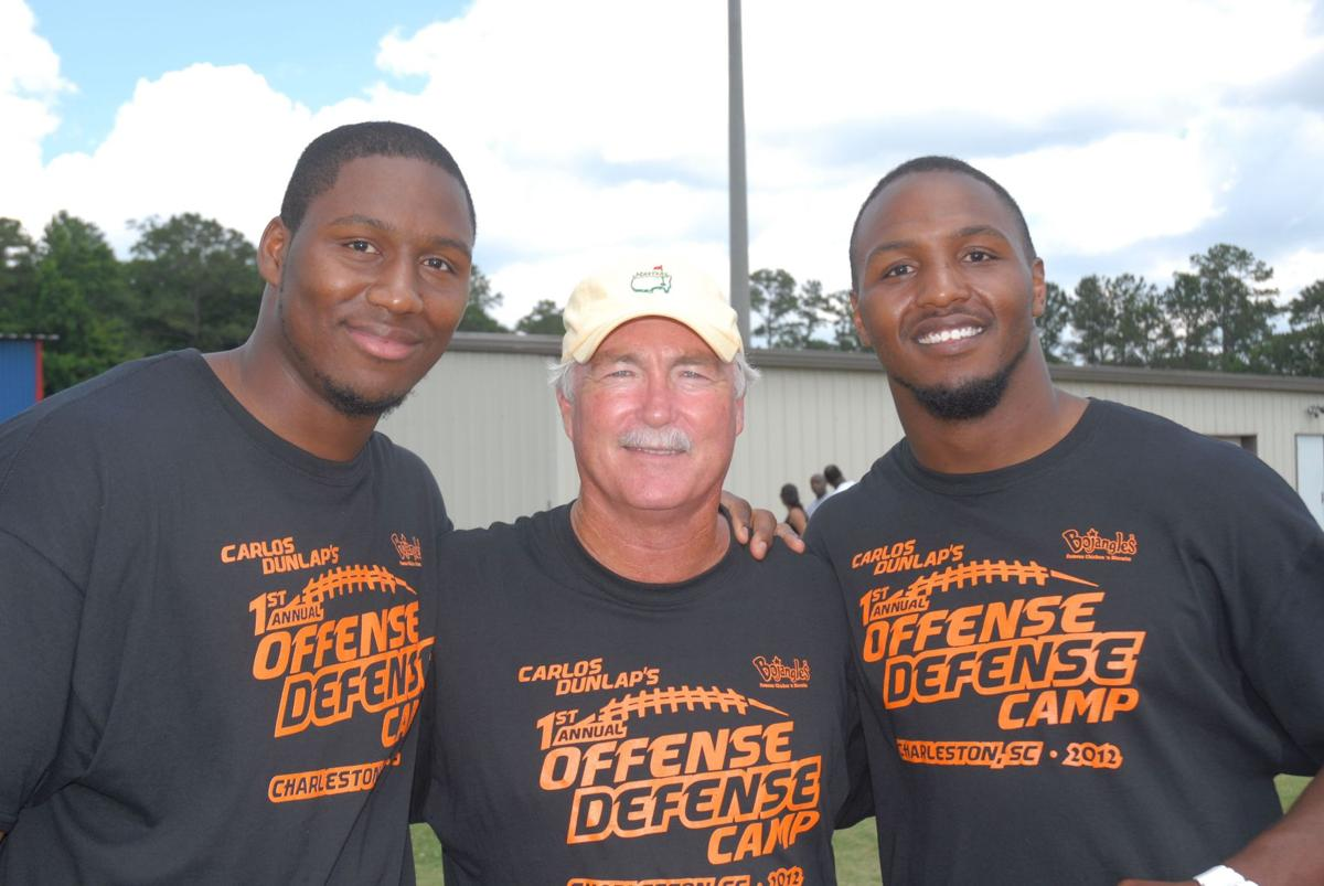 Former Fort Dorchester stars Dunlap, Quinn to hold camp