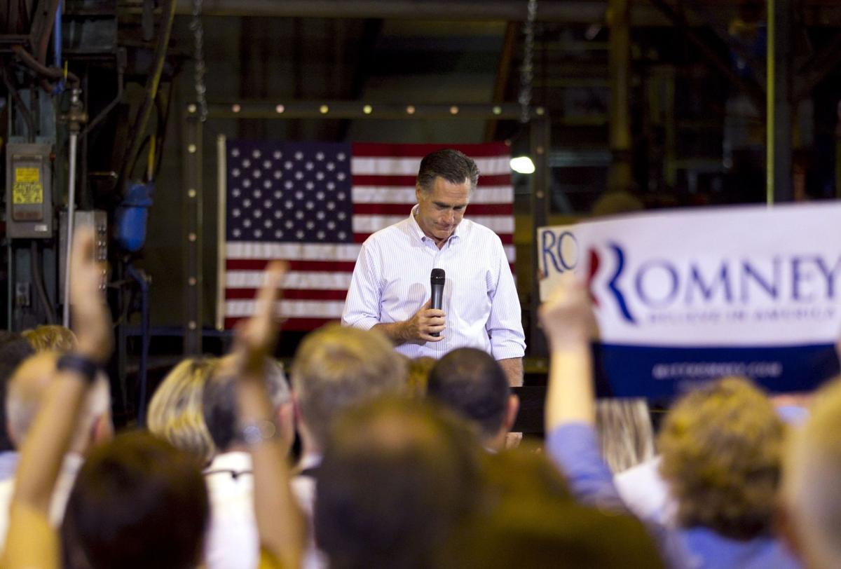Romney blasts 'same old liberal policies'