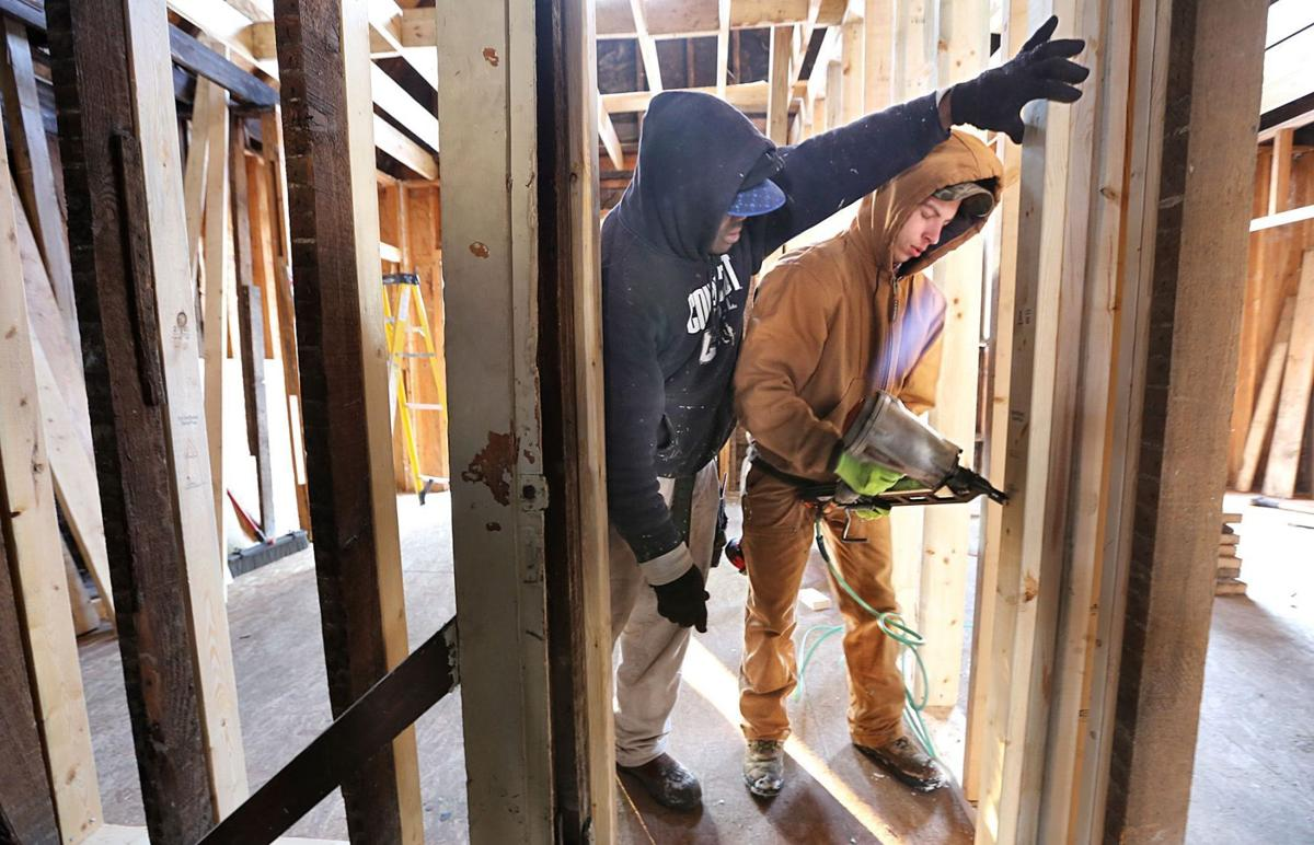 Nonprofit teaches construction trades to at-risk youths in Ohio's capital