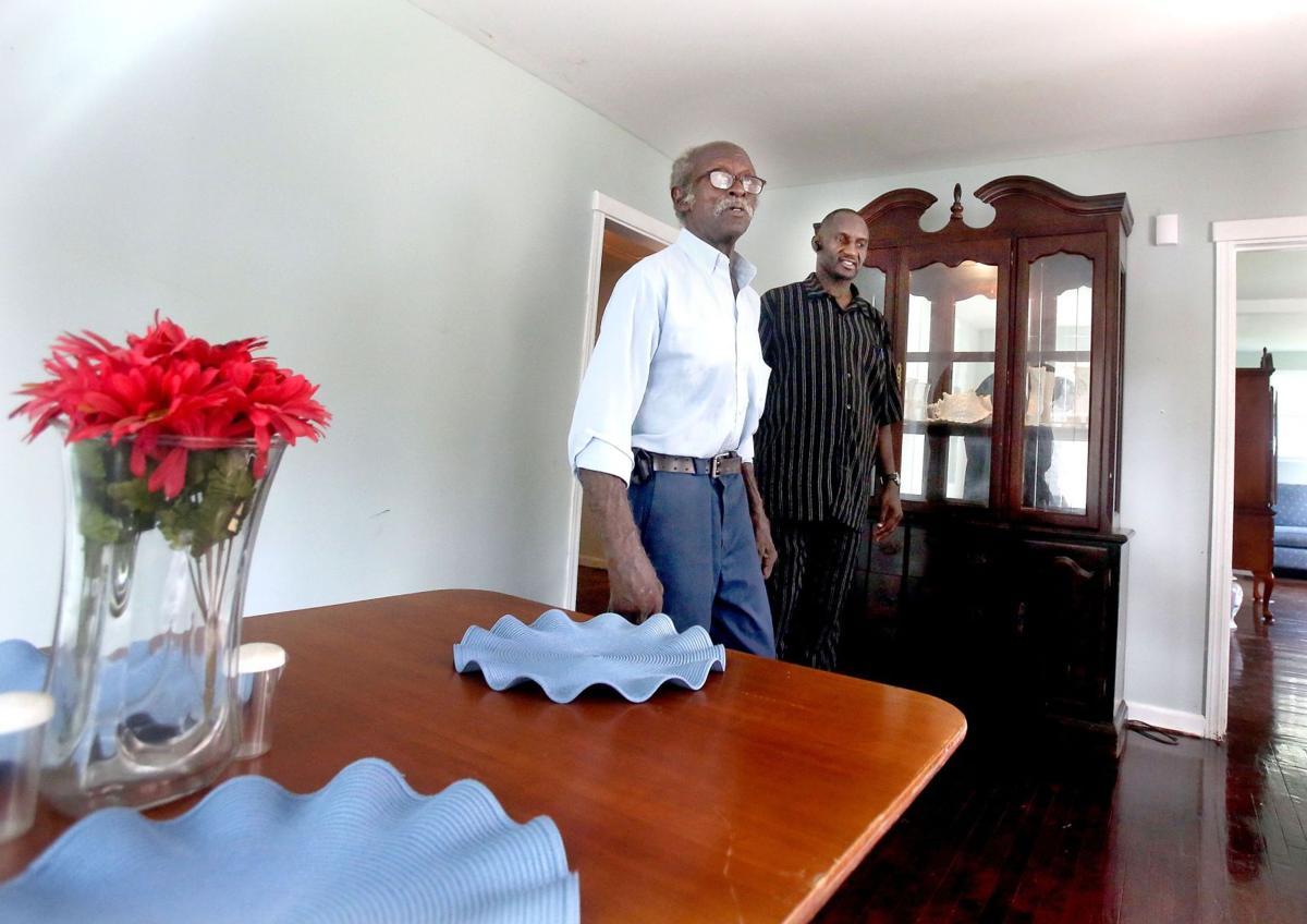 N. Charleston mentor gets new home: 'Mr. Hampton, thank you, well done'