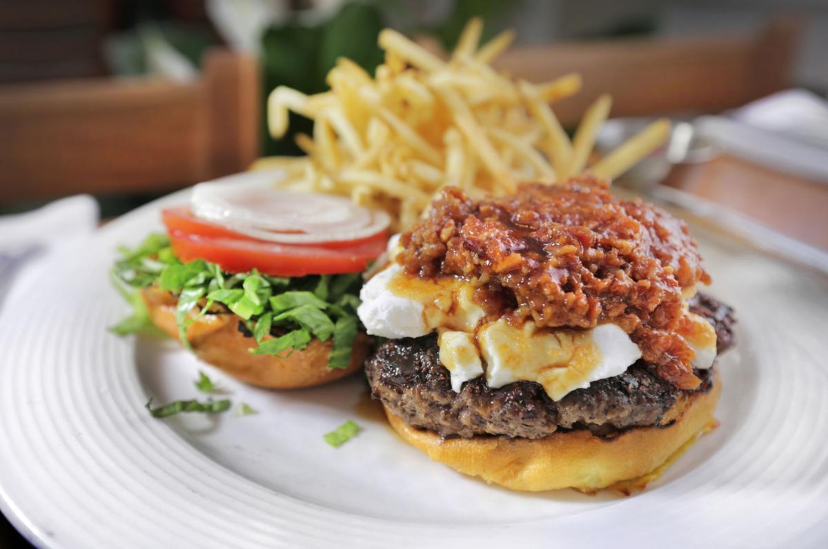 Bacon Jam Burger Redux