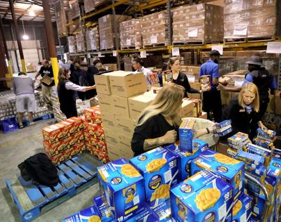 Holiday season for Lowcountry Food Bank