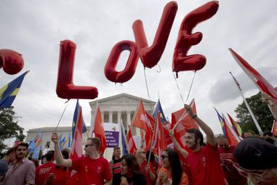 Supreme Court OKs same-sex marriage