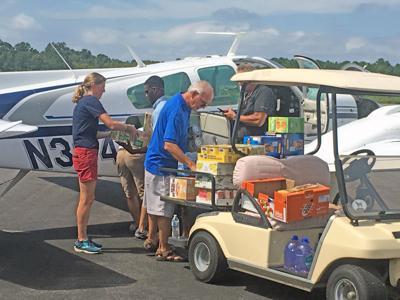 Mount Pleasant Regional Airport Operation Airdrop
