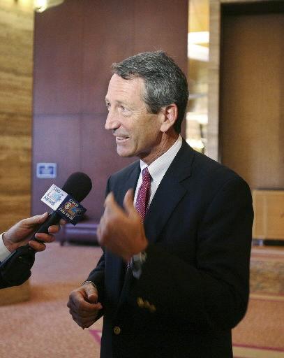 Sanford's political star rising