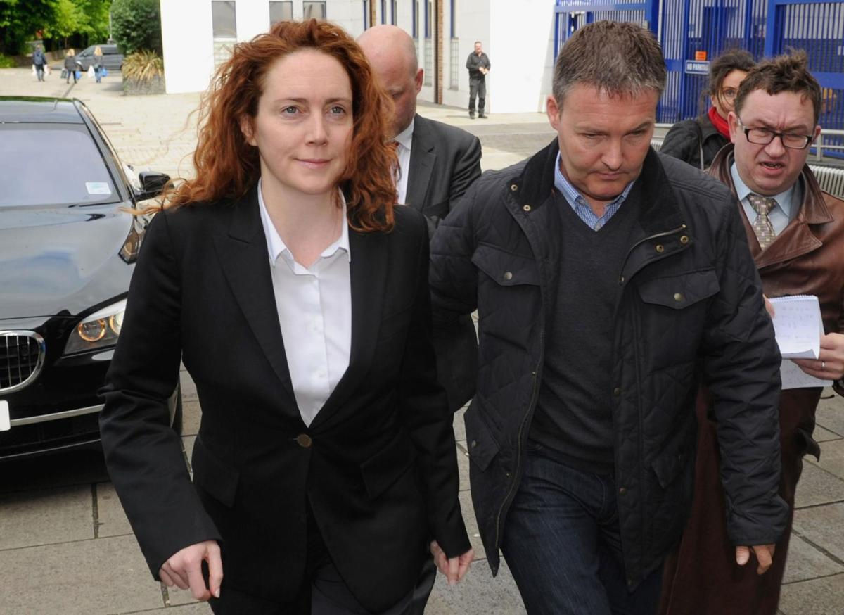 Ex-News of the World editor Rebekah Brooks faces phone hacking charges