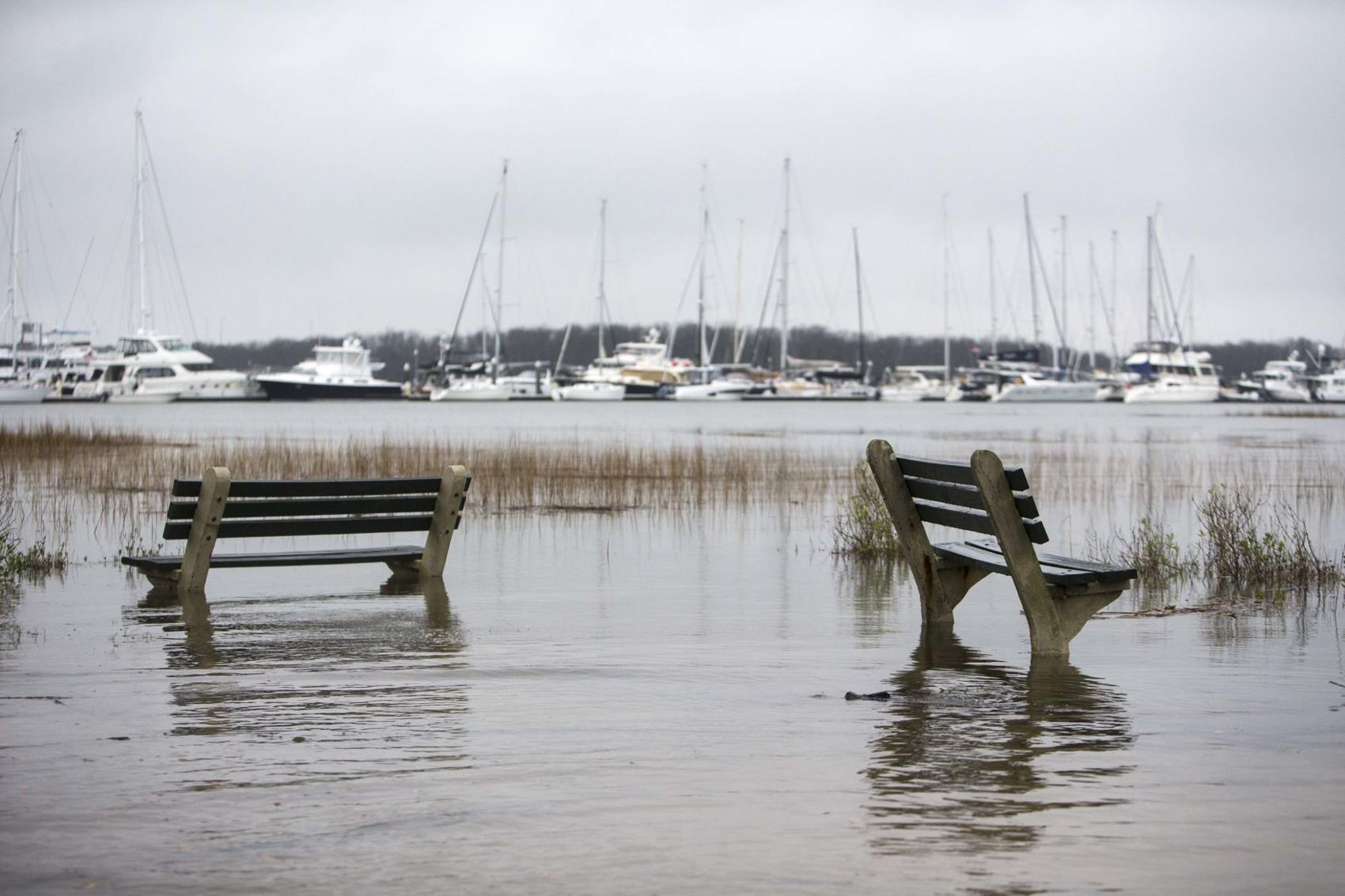 POST AND COURIER – Coastal flooding is accelerating in Charleston and around the US, NOAA reports
