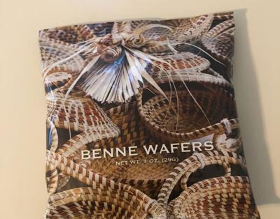 Benne wafers