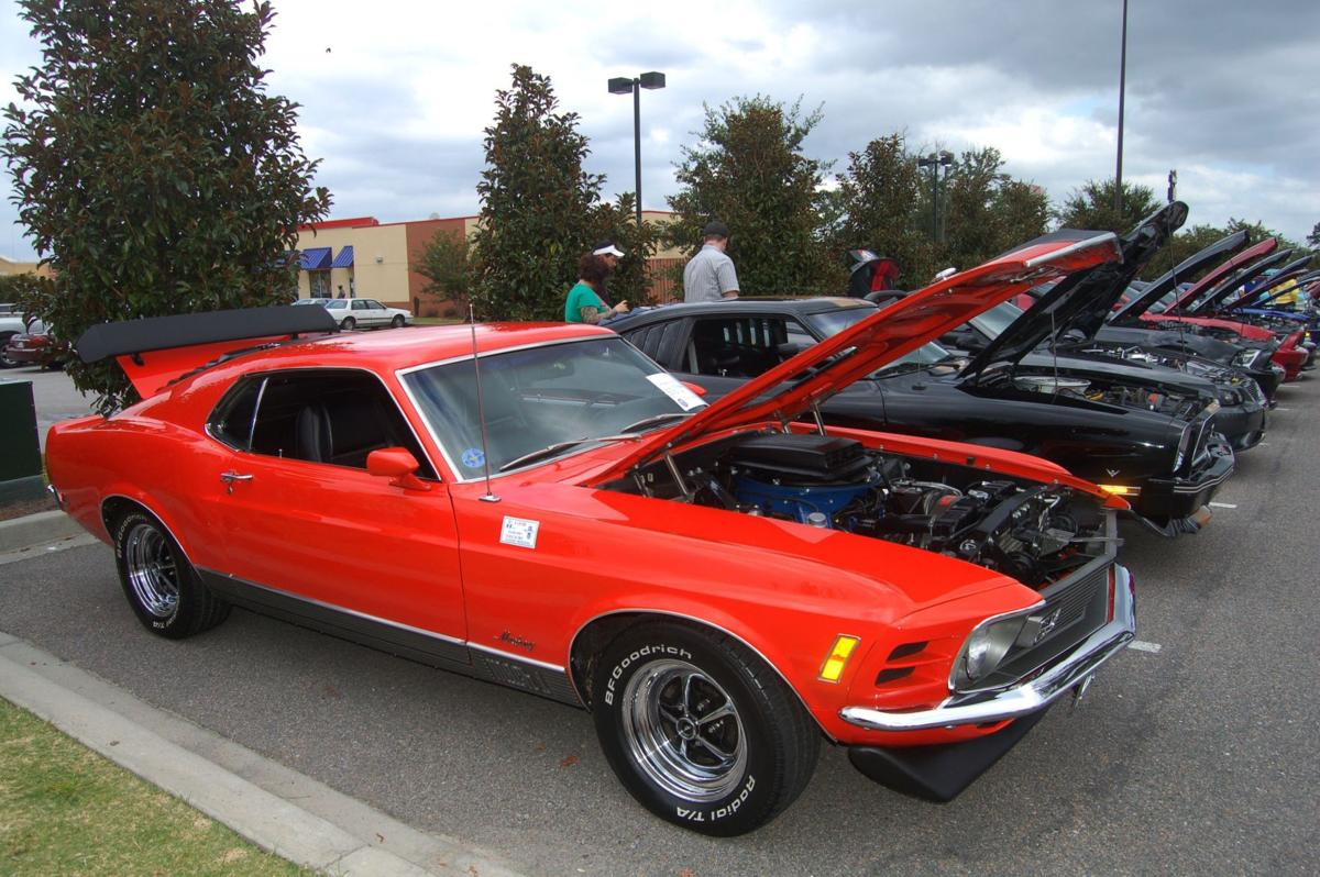 Classicly varied Street Thunder car show draws sizable numbers to North Charleston venue