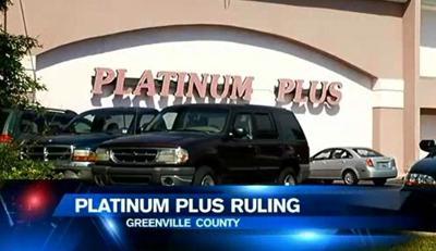 Greenville judge temporarily closes strip club