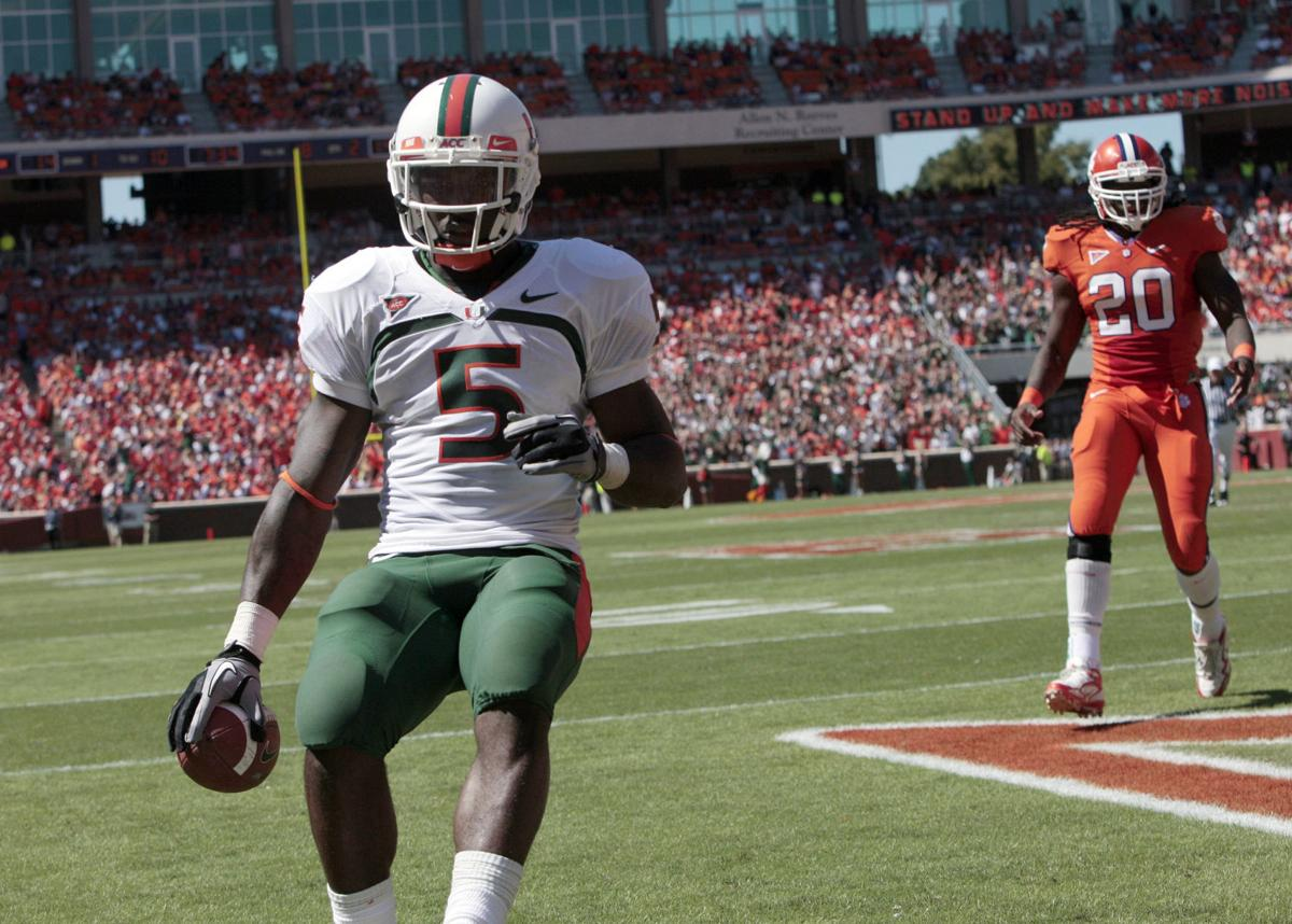 Clemson opponent preview No. 7: Miami, Oct. 24