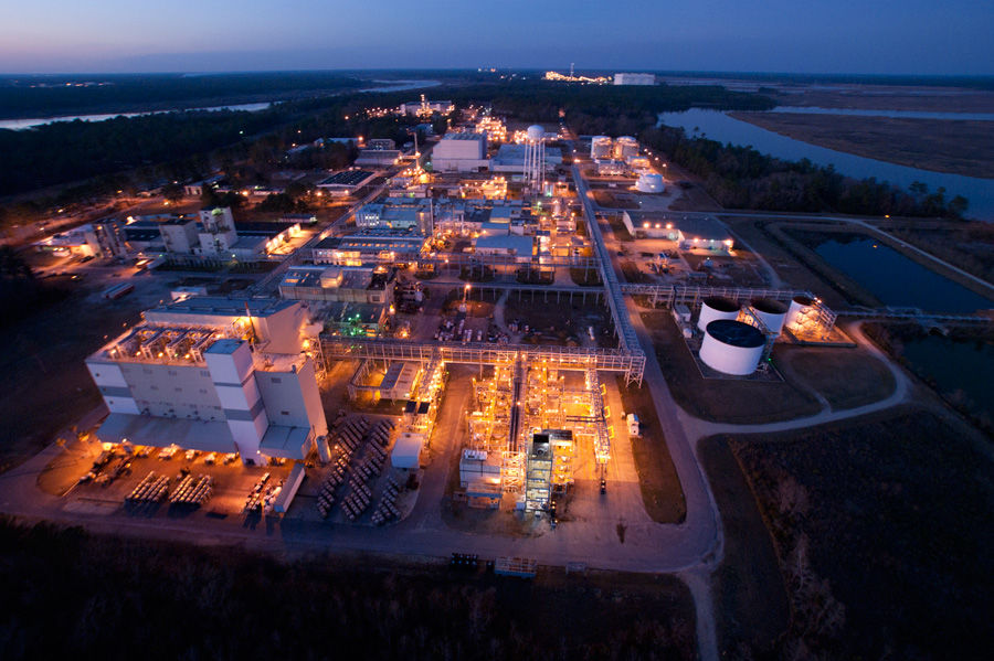 Charleston International Manufacturing Center
