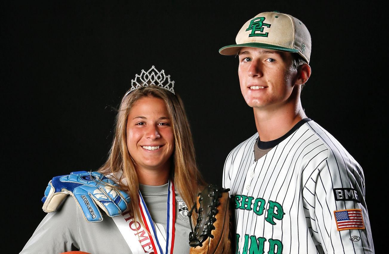 Multi-sport standouts Maggie Berlin of Porter-Gaud, Leo Albano of Bishop England are All-Lowcountry Athletes of the ...
