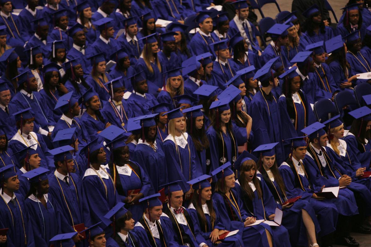 Fort Dorchester High School Graduation