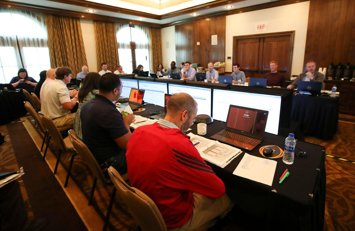 CFP media mock War Room