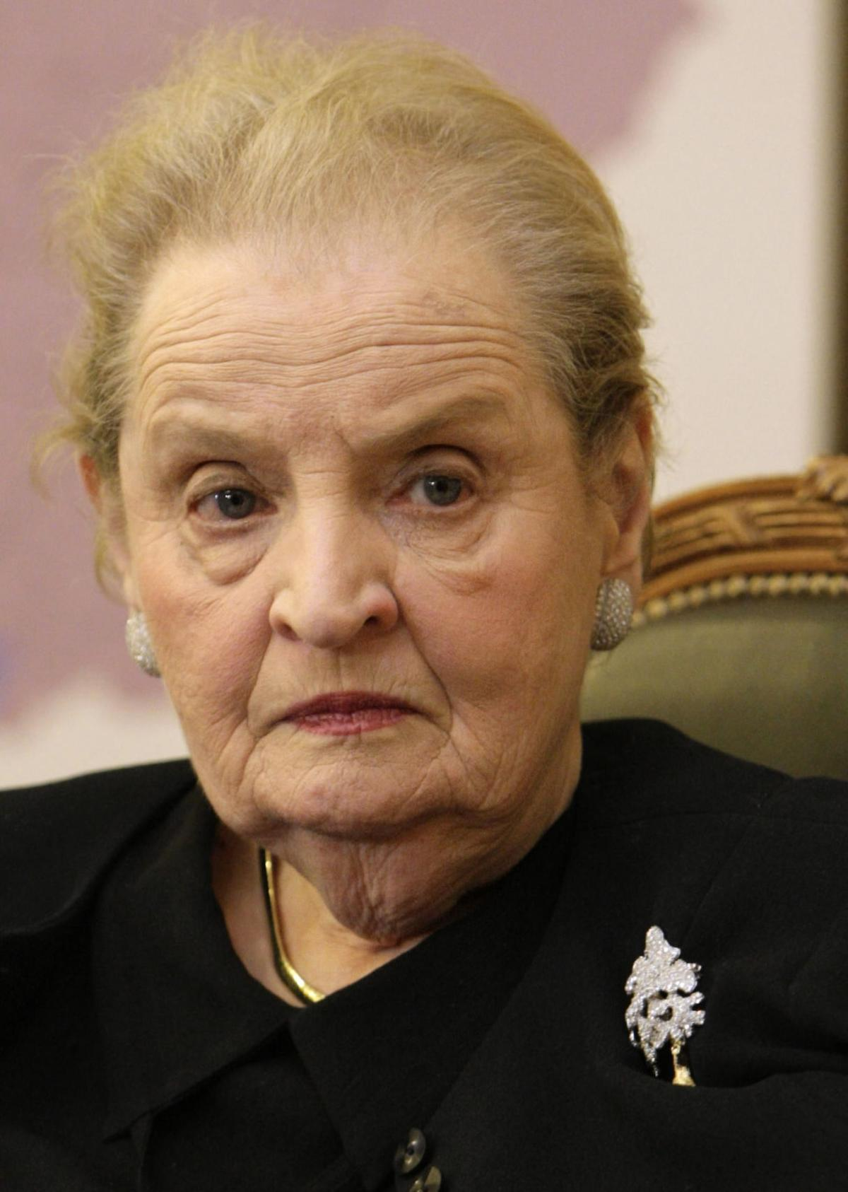 Albright's pins to go on display