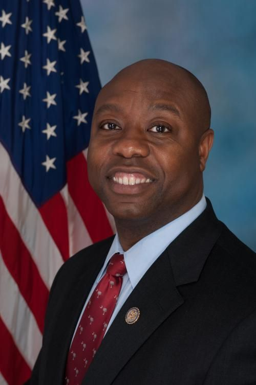 Tim Scott running full bore campaign against minimal opposition