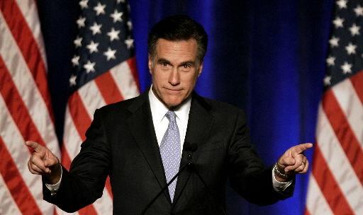 Mitt calls it quits
