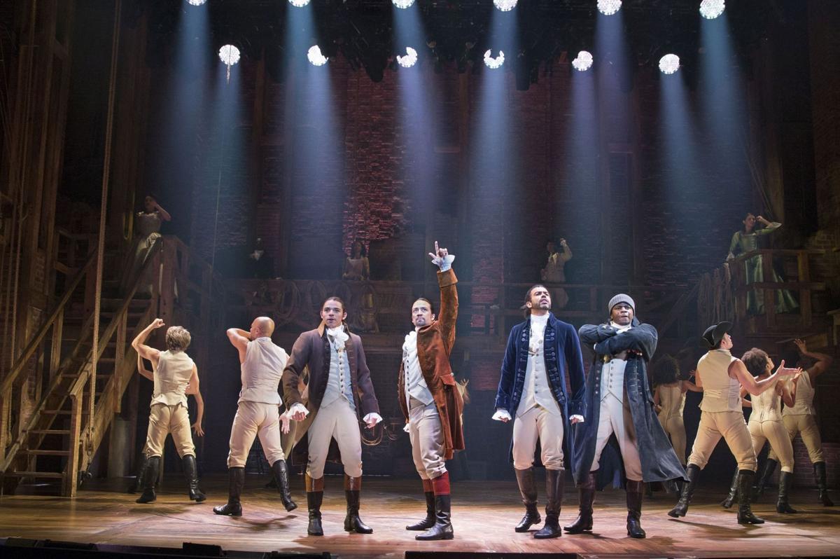 Aside from 'Hamilton,' Revolutionary era inspires little art
