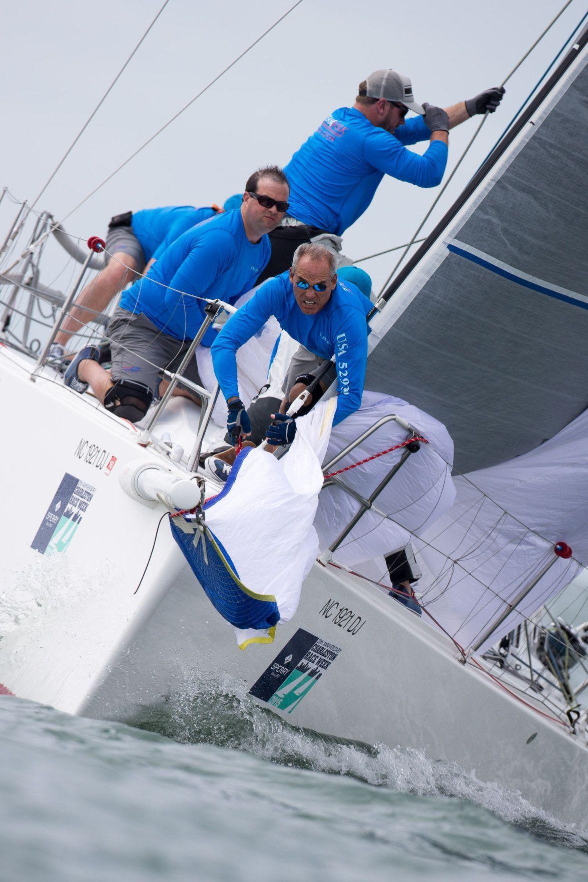 Teamwork, Midnight Blue get top honors at Charleston Race Week