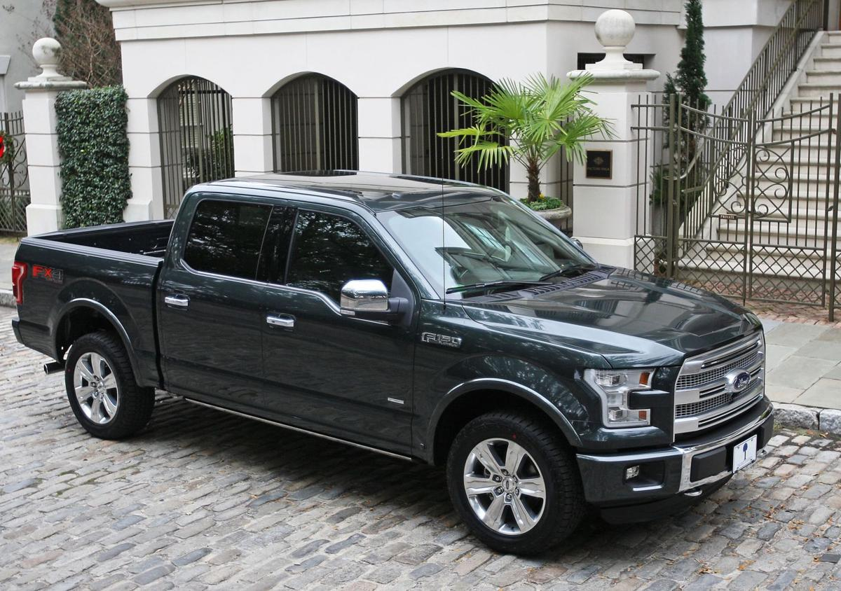 'Aluminated': 2015 Ford F-150 introduces new body material and then some, from more powerful engine to extra towing capacity