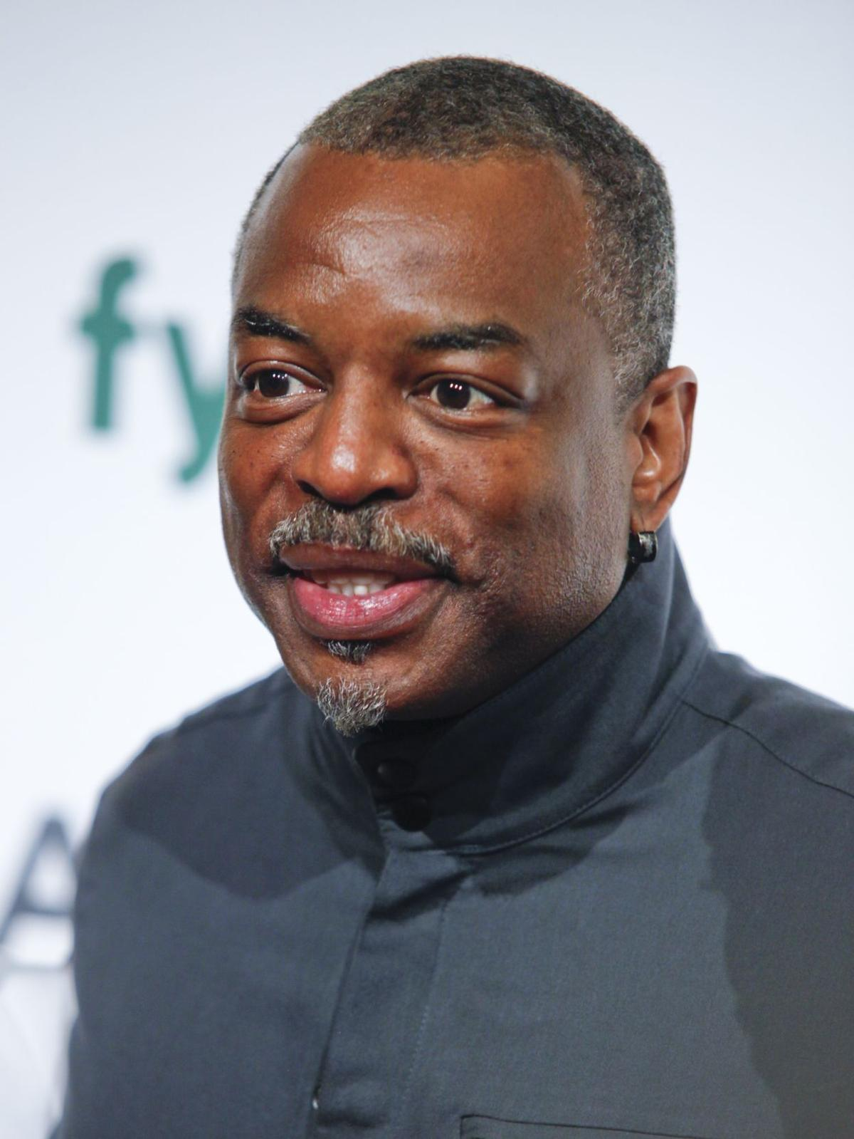 LeVar Burton: 'It was time' to remake 'Roots'