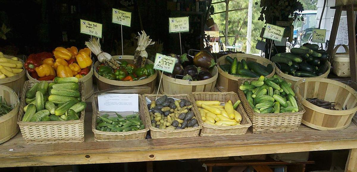 Preserving produce offers local flavors year-round