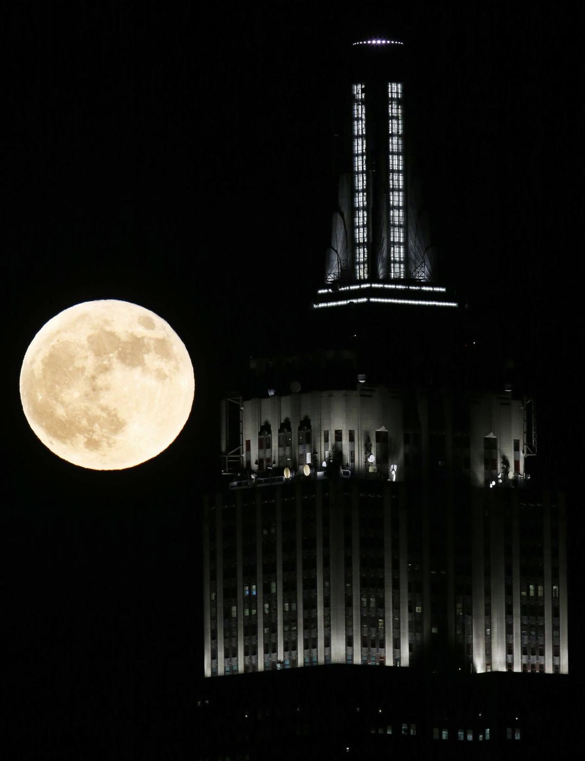 Naturally, Empire State Building's stock rises after IPO