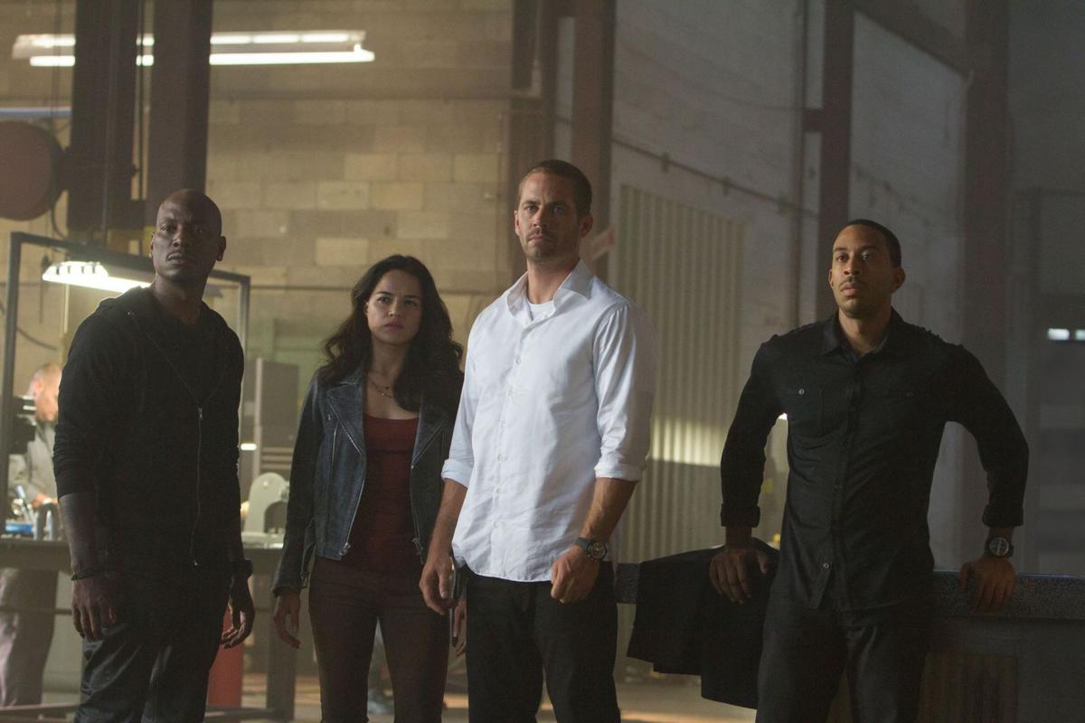 'Furious 7' Diesel, Walker franchise continues to roar
